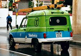 vinilo furgoneta
