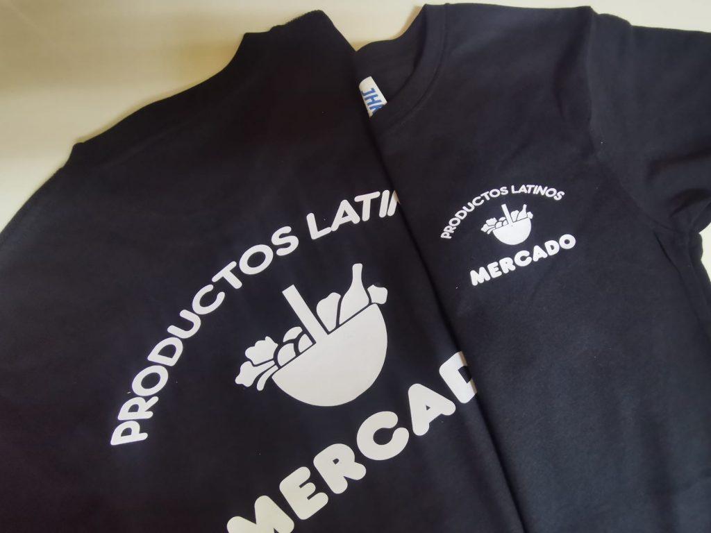 camisetas para tu negocio
