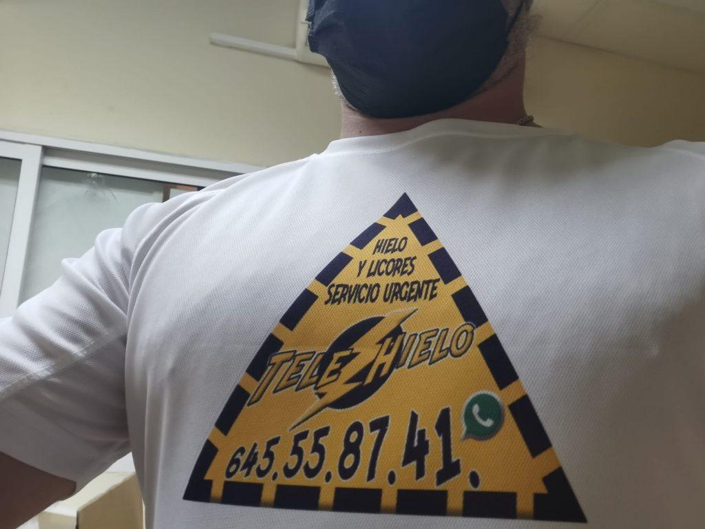 camiseta telehielo