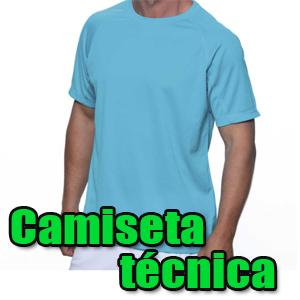 CAMISETA TECNICA