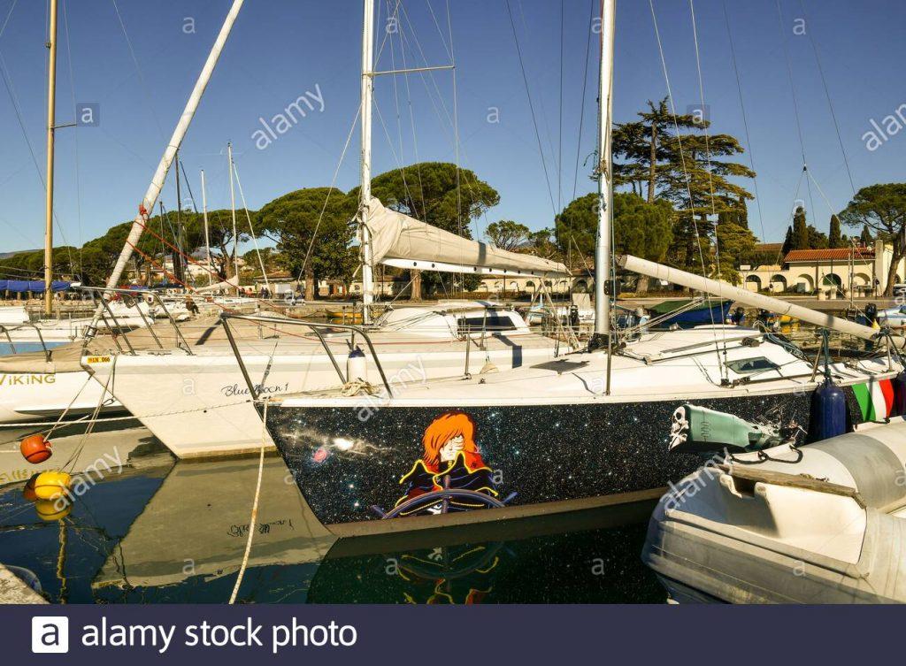 Vinilos para embarcaciones de recreo